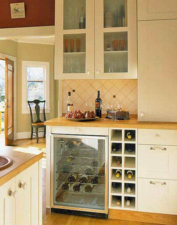 Harga Kitchen Set Ikea : harga, kitchen, Yskas, Wynrak, Langs, Mekaar, Designs,, Built, Cooler,, Fridge