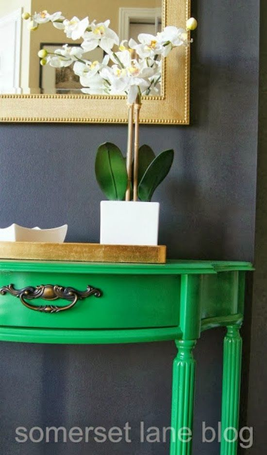 Best Furniture Makeovers from Favorite Bloggers