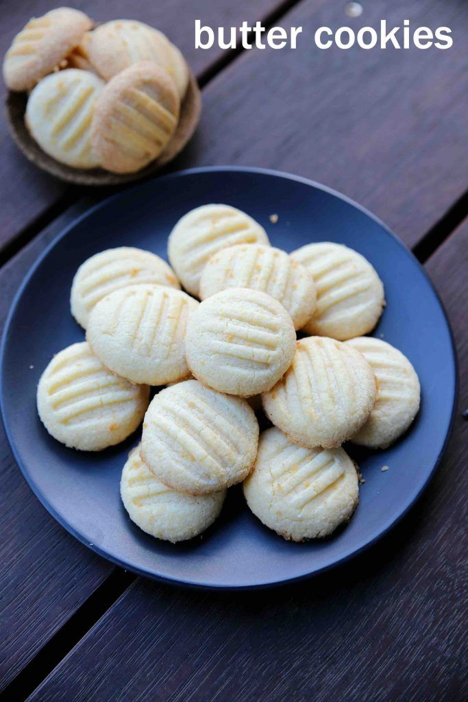Butter Cookies Recipe Eggless Butter Biscuits Easy Cookie Recipes Butter Cookies Recipe Cookie Recipes Butter Cookie Recipe Easy