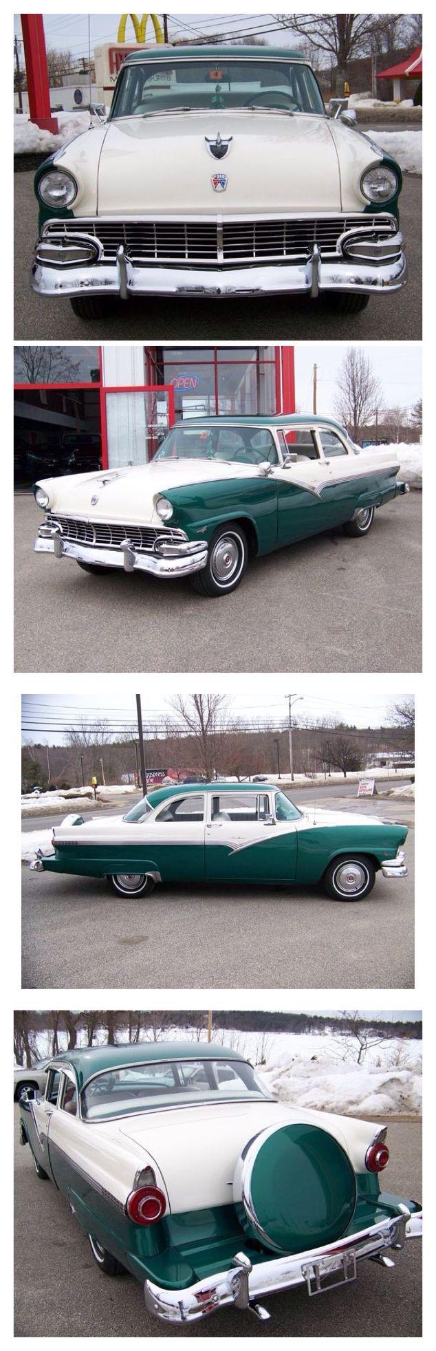 1956 ford customline wagon old car hunt - 1956 Ford Fairlane
