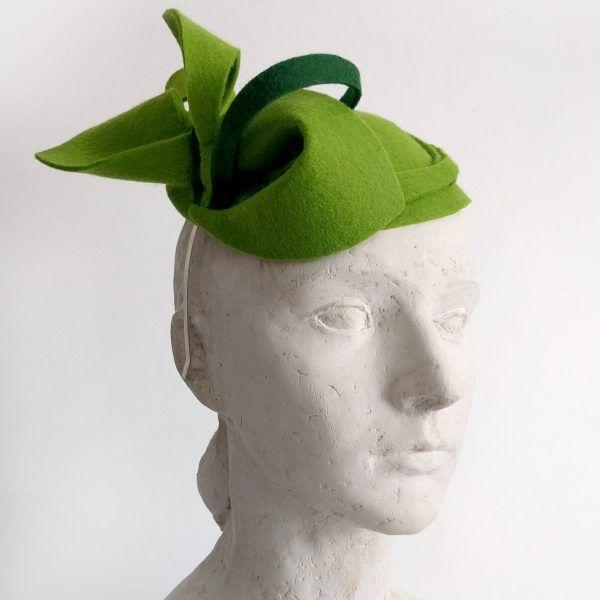 LIANA Fascinator hat made by Eventivity Accessorize