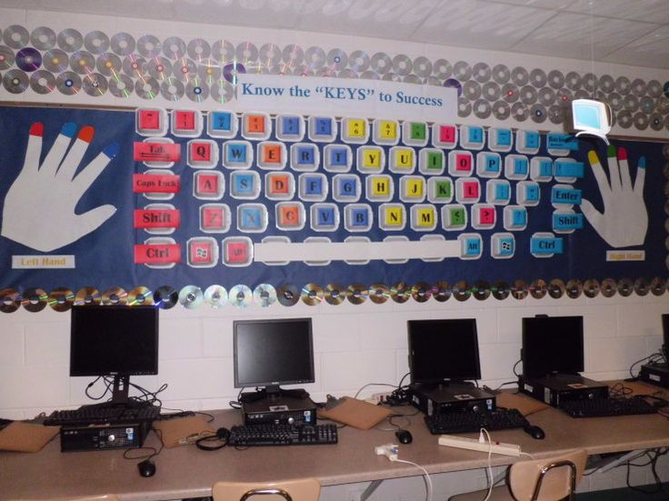 Best 25 Keyboard bulletin board ideas on Pinterest
