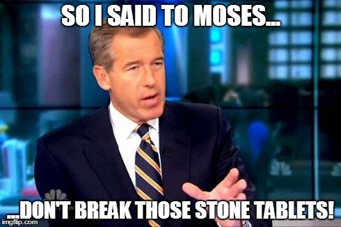 Brian Williams Was There 2