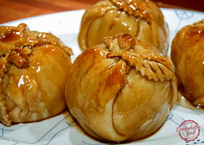 old fashioned apple dumpling recipe