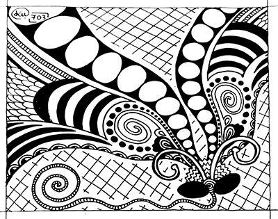 Katerina Pappou: Butterfly vs net | day703