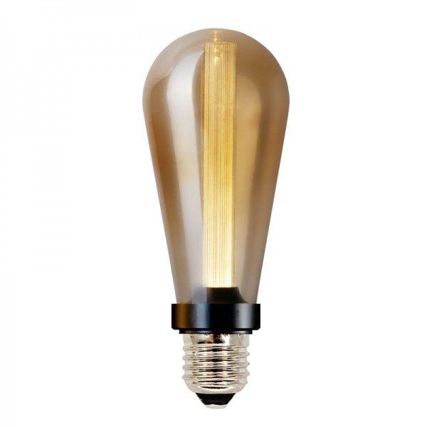 Yale E27 LED Fibre Optical Bulbs Warm White