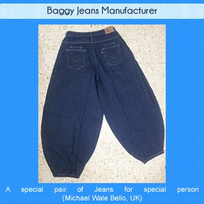 SQ Jeans is Manufacturer of different types of baggy jeans, contact us  for various kinds of jeans.