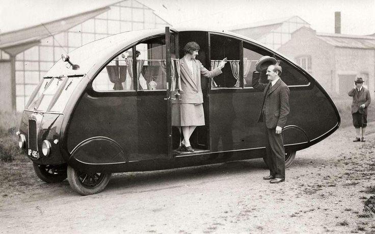 Vintage Trailers : Photo