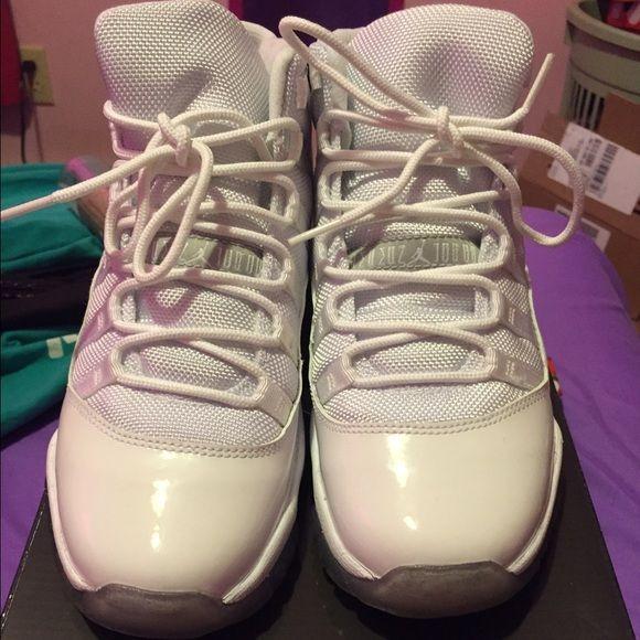 Anniversary 11s Jordan's Worn A couple times !! Jordans  Shoes Athletic Shoes