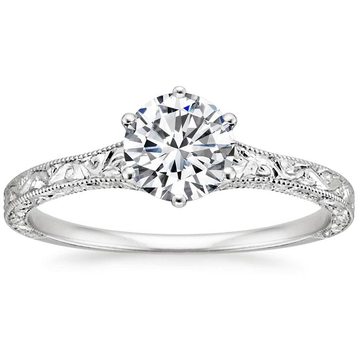 Top Twenty Engagement Rings - Love most of these styles, but especially the Hudson and Alvadora settings.