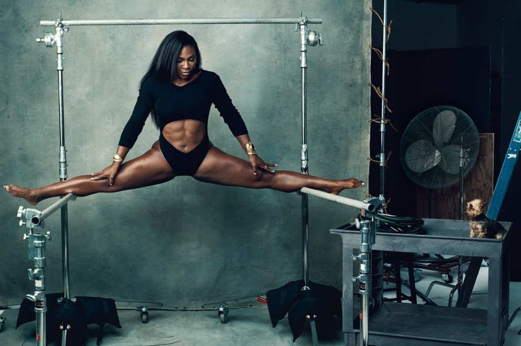 #BlackGirlMagic! That's what @SerenaWilliams is on @NYmag cover! #DefineYourNatural any way you want to.