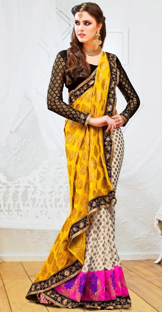 For some reason i actually like some of these indian styled dresses....