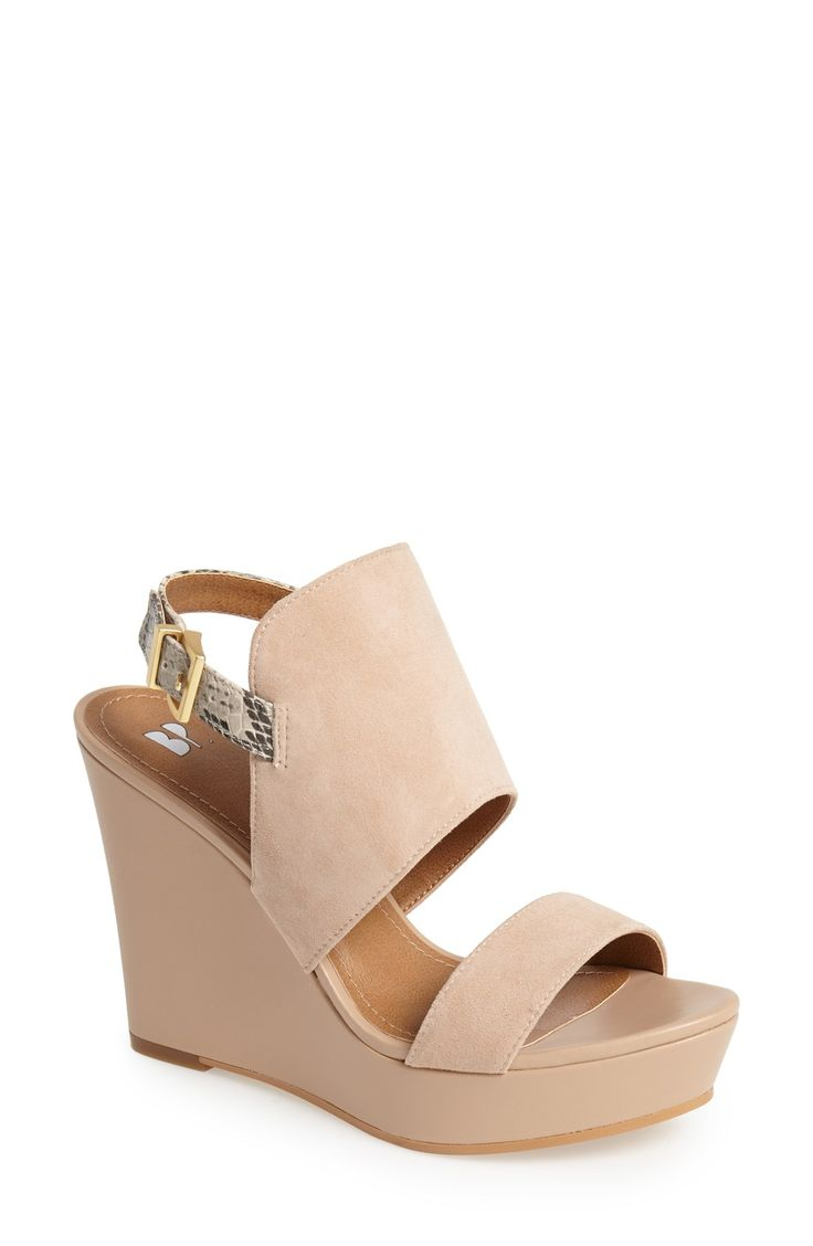 BP. 'Lena' Wedge Sandal