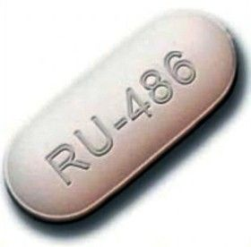 RU486 (Mifepristone) Best Selling Abortion Pill is a medical abortion procedure used up to the first 7 to 9 weeks of pregnancy. Buy RU486 (Mifepristone) online @ MeDS4Everyone.com