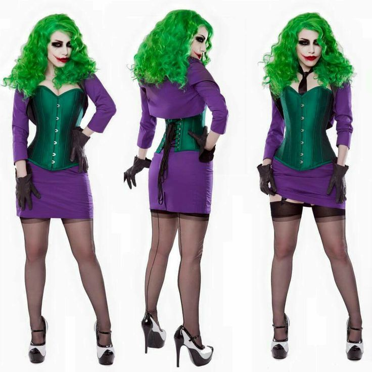 might have to be joker this halloween female joker costumejoker - Joker Halloween Costume For Females
