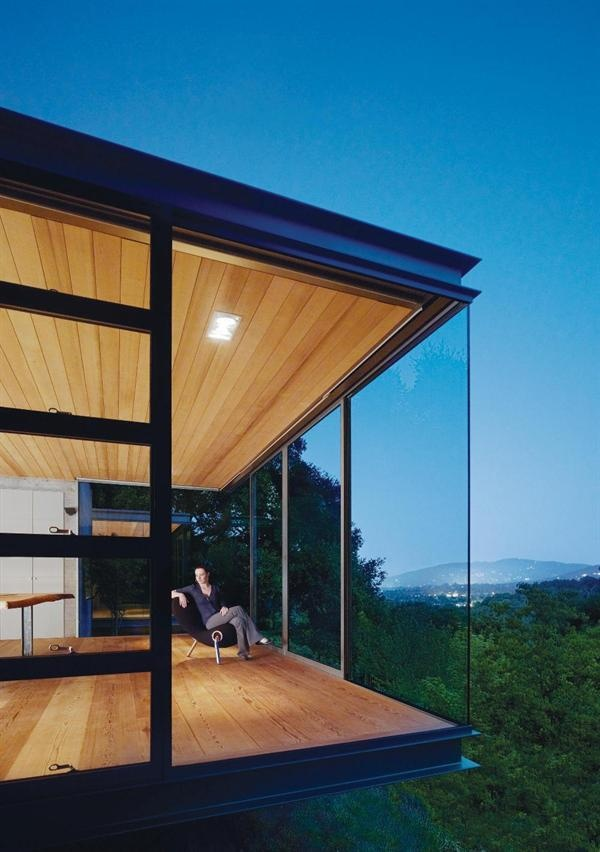 2010 RADA (Residential Architect Design Award) Project of the Year: Tea Houses, Silicon Valley, CA. Swatt | Miers Architects, Emeryville, Calif.