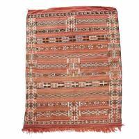 Orientalischer Teppich Kelim K44  #Kilim #Kelim #OrientalischerTeppich #Casamoro #Marrakesch #Teppich