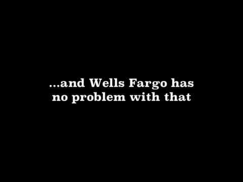 Wells Fargo sold my house for more than double what was owed on it. Now I'm homeless and terminally ill and living in my car, and Wells Fargo wants me to wait another six months for the $300,000 they owe me. Maybe they'll give it to me posthumously?