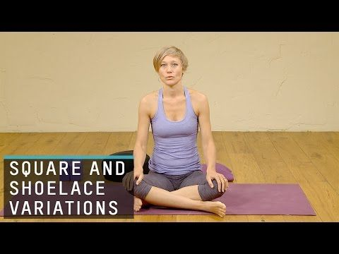 square and shoelace variations yoga with josé de groot