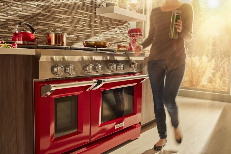 Browse kitchenaid ranges and find a new stove for your