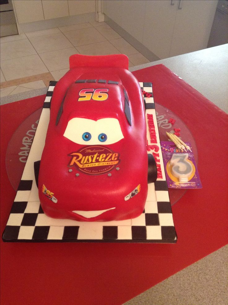 9 best images about Xanders 4th birthday on Pinterest Cars