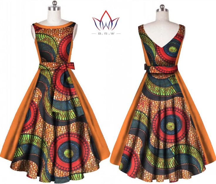 Fashion Women Dress Plus Size 6xl Vestidos Bazin Riche African Print Dress Dashiki Sweet Bowknot Sashes V-neck Party Dress WY606