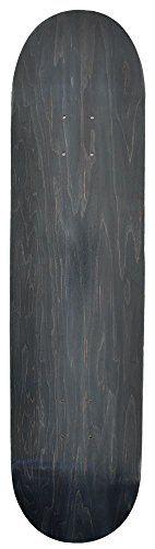 Venom Skateboards Venom Black Blank Skateboard Decks 7.75-8.25``-8.25`` New to the Warehouse!andlt