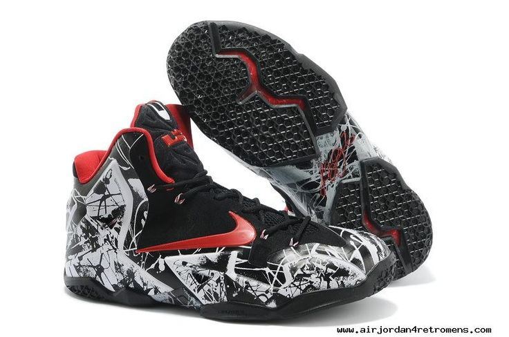 Find Nike LeBron 11 \u201cGraffiti\u201d White/University Red-Black For Sale online  or in Pumarihanna. Shop Top Brands and the latest styles Nike LeBron 11  \u201cGraffiti\u201d ...