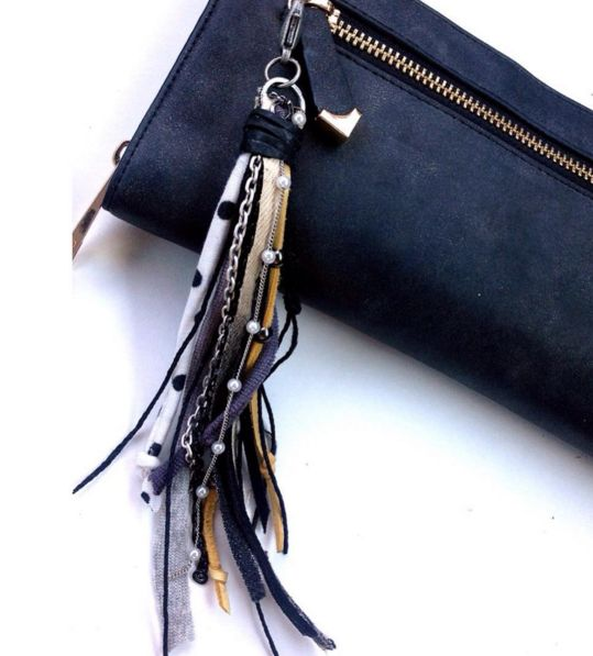 Keychain for your wallet or purse!