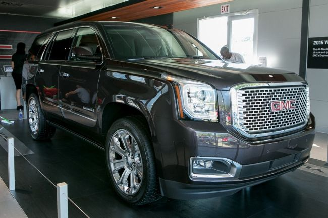 GMC SUV 2015 GMC Yukon Exterior, Interior, Features 3