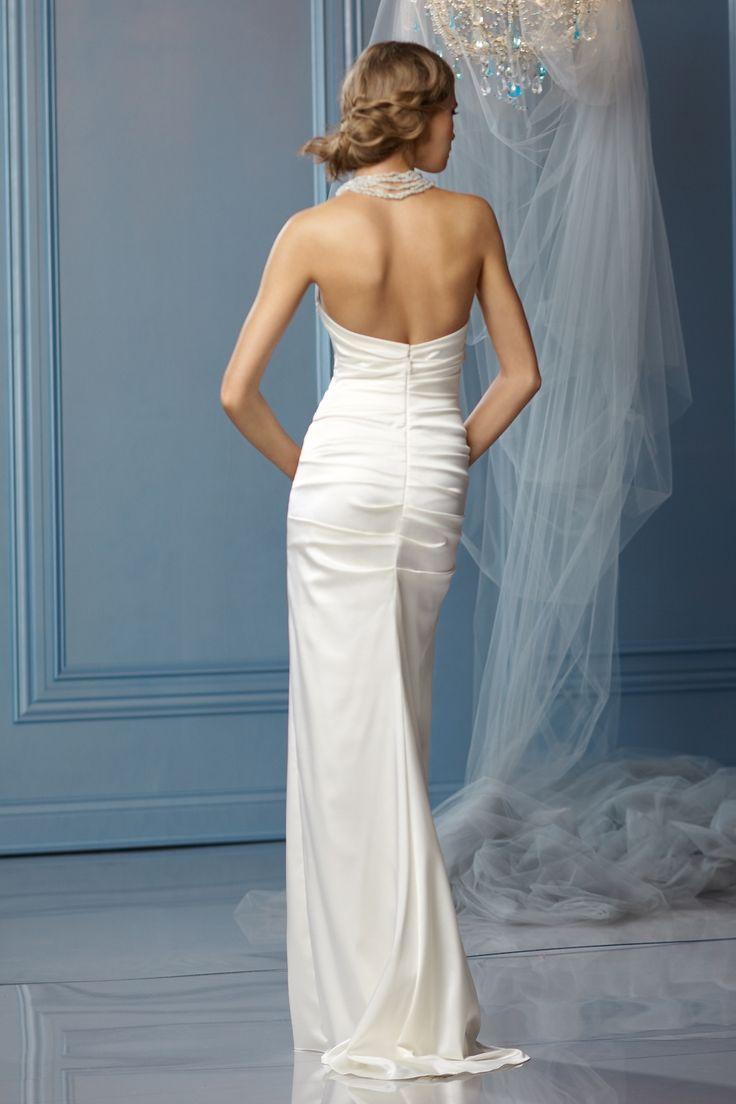 63 best wedding dresses images on Pinterest | Wedding frocks, Short ...