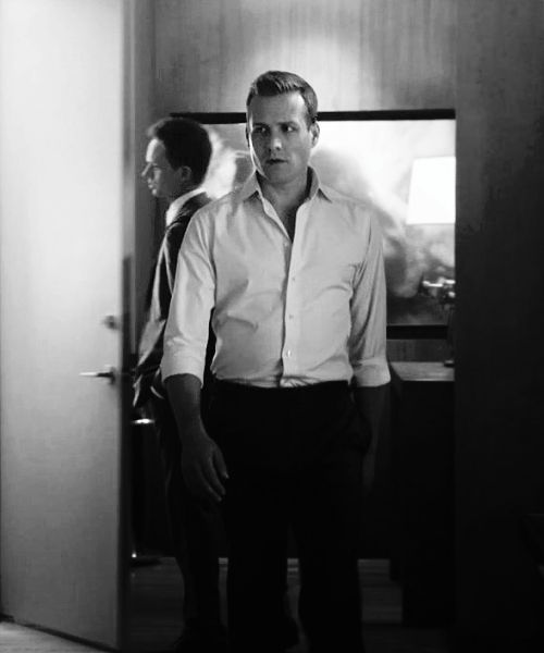 ohh yeah... <3 Harvey Specter | Suits