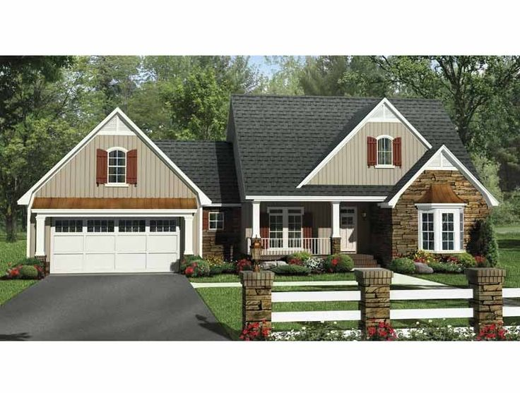 265 best Floor plans images on Pinterest | Small house plans ...