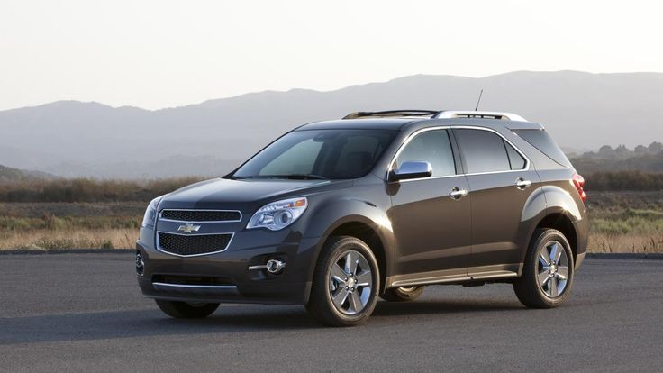 The 2015 Chevrolet Equinox LTZ