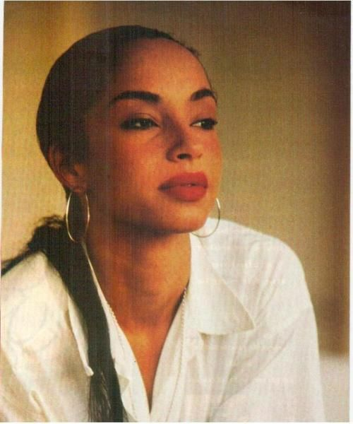 Sade.  Your voice is like buttered velvet.