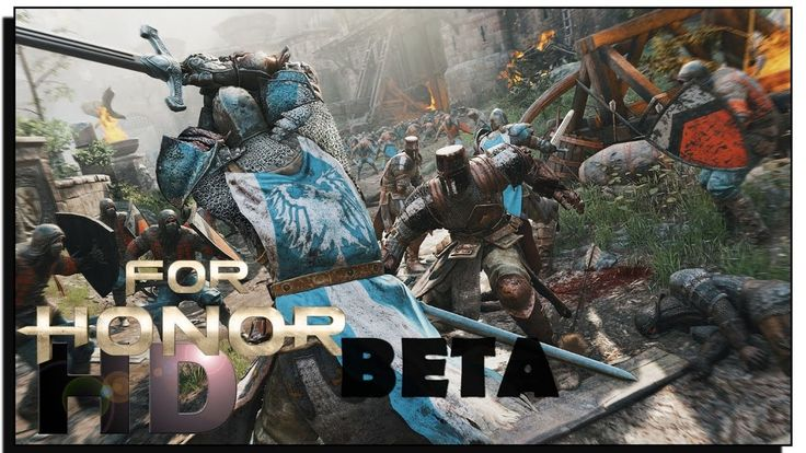 For Honor Beta Gameplay - Xbox One First Look #forhonor #xbox