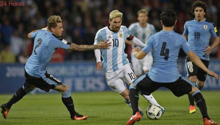 Uruguay-Argentina: un clásico y la expectativa de un duelo Suárez-Messi