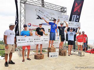 Revista El Cañero: Akerson & Snyder se coronan campeones del triatlón...