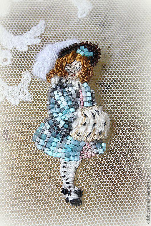 винтажные картинки девушка за вышивкой - Поиск в Google