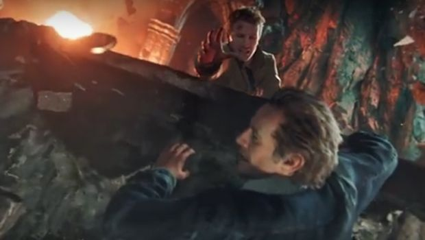 Heres the Uncharted 4 Trailer Shown Before Star Wars: The Force Awakens