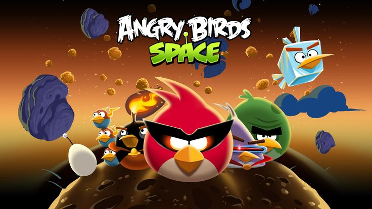 Find out: Angry Birds Space wallpaper on  http://hdpicorner.com/angry-birds-space/