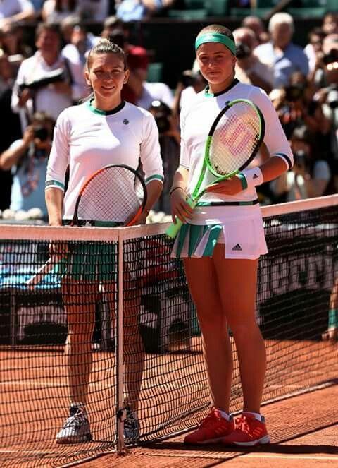 Final Femenina Roland Garros 2017 Simona Halep (F) vs Jelena Ostapenko (W)