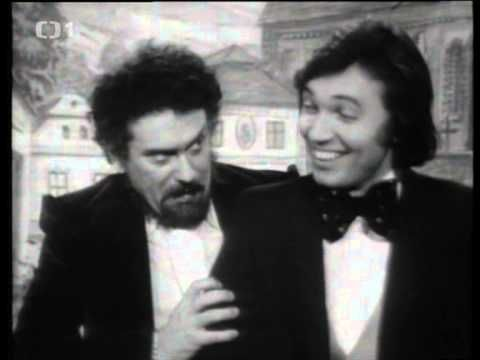 Karel Gott & Waldemar Matuška - Silvestrovská opera (1974)