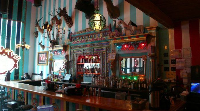 unicorn bar in Seattle