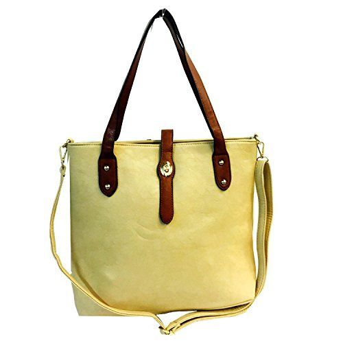 Best London Beige Vegan Leather Sack Tote Purse Over the Shoulder Handbag TravelNut Top Stylish Birthday Gift Idea Her Women Girlfriend Wife Unique Cool Stocking Stuffer Christmas Present * Be sure to check out this awesome product.