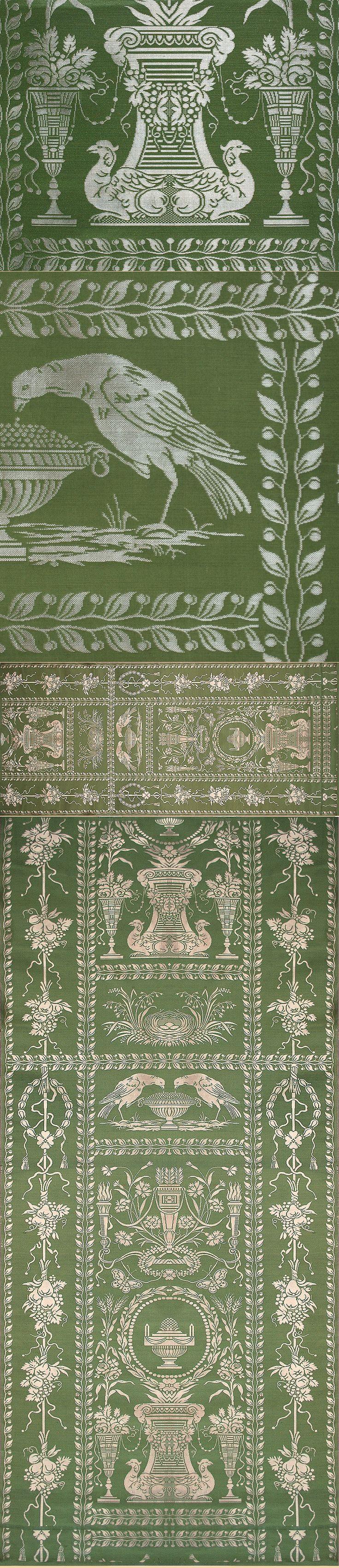 French Textiles - TextileAsArt.com, Fine Antique Textiles and Antique Textile Information
