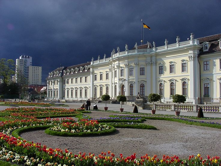 Travel: Schloss Ludwigsburg, Germany