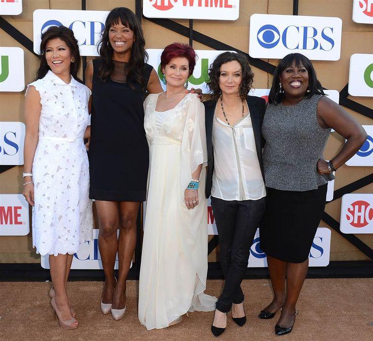 Julie Chen, Aisha Tyler, Sharon Osbourne, Sara Gilbert, Sheryl Underwood