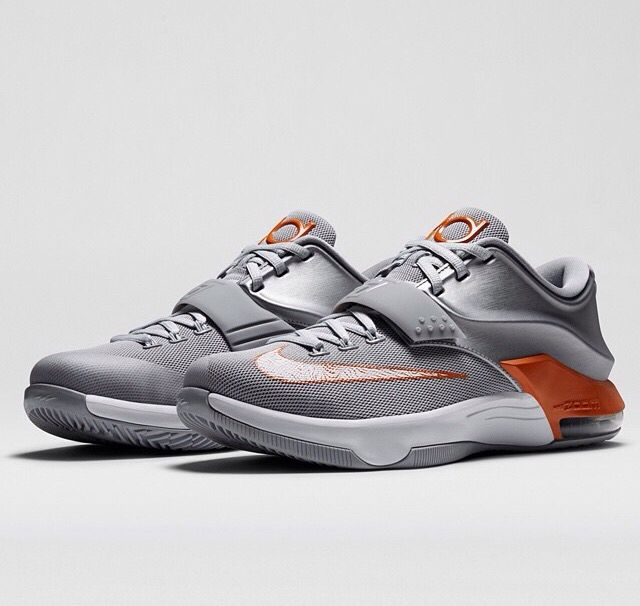 reputable site a64ac 20b88 ... shoes 976f3 50f9a norway always loyal to austin and his alma mater. the nike  kd 7 texas stays ...