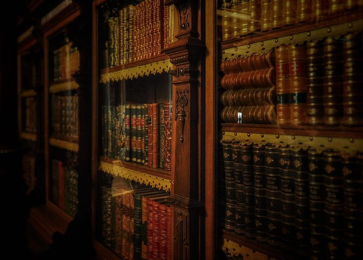 Royal Books and a Secret Entrance